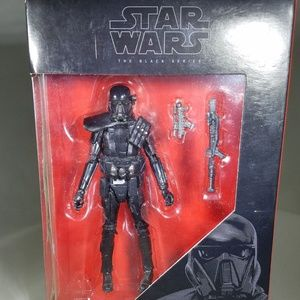 Star Wars The Black Series IMPERIAL DEATH TROOPER